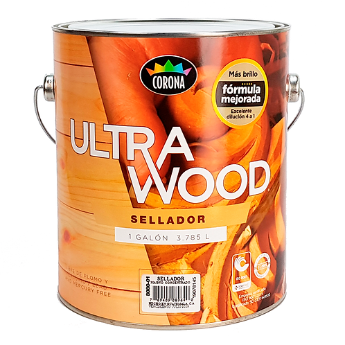 Sellador Ultra Wood