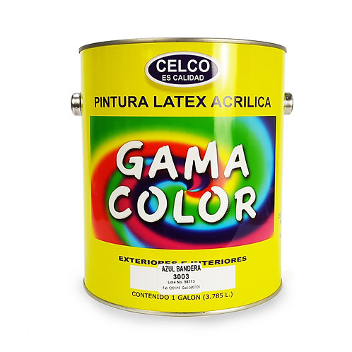Gama Color Latex