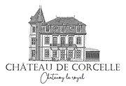 Château de Corcelle à Châtenoy le royal en Saone et Loire en Bourgogne