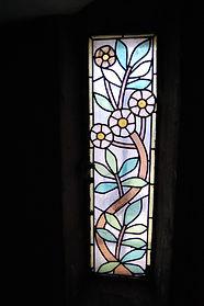 Riche patrimoine historique et culturel avec les vitraux de Félix Gaudin