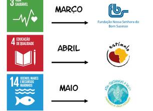 5 ODS para a Campanha GiveMe5