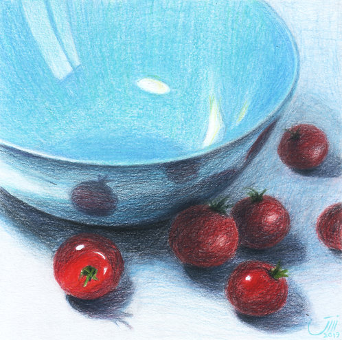 NO.155, Turquoise Bowl