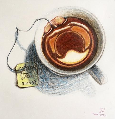No.41, A Tea bag