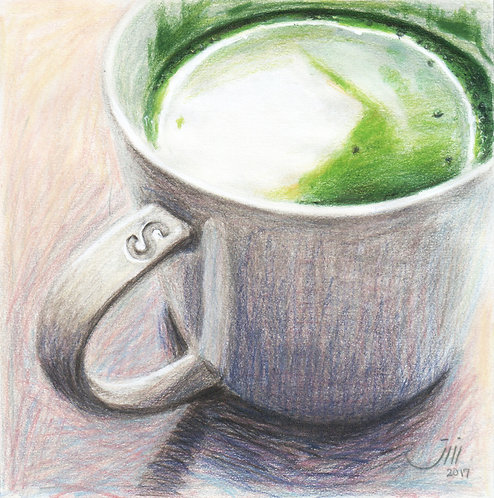 No.79, Green Tea latte
