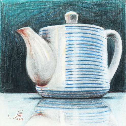 No.82, My Tea Pot