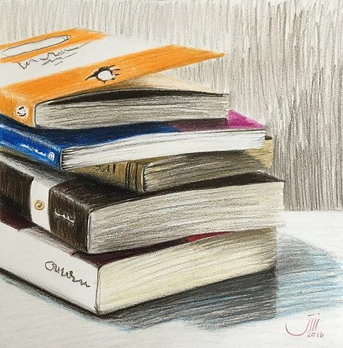 No.56, A Pile of Novels