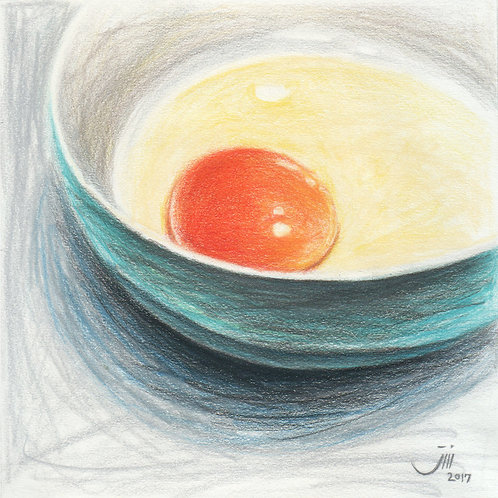 No.86, An Egg Yolk