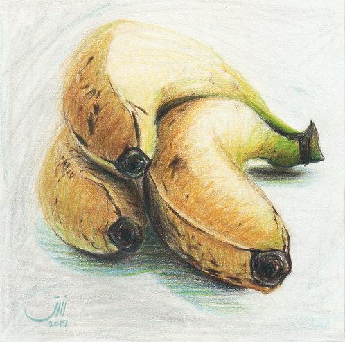 No.84, Three Bananas