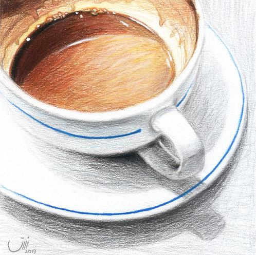 No.138, Cafe Latte