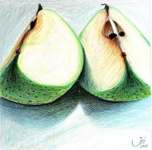 No.143, Sulking Apples