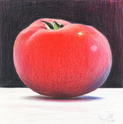 No.118, A Fat Tomato