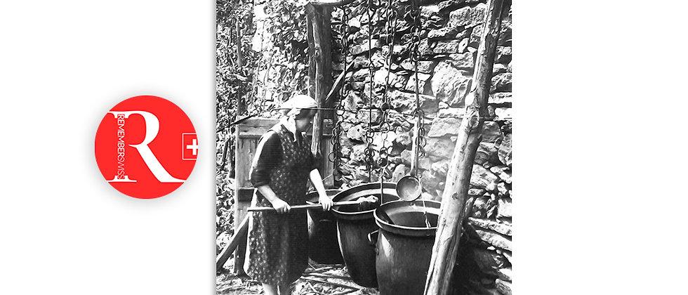 Lavorazione canapa e lino, 1930
