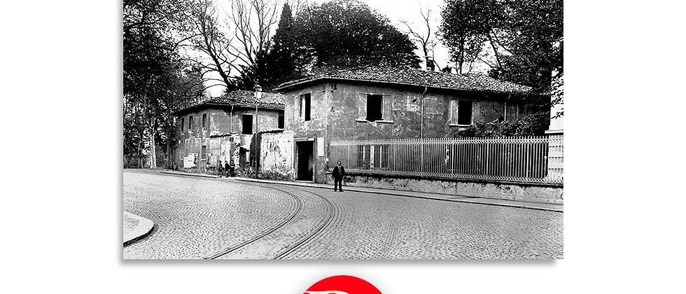 Le casermette Lugano 1930