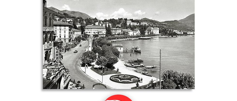 Lugano lungolago 1930