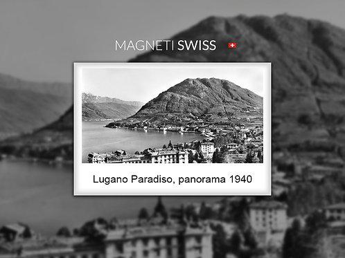 Lugano Paradiso, panorama 1940
