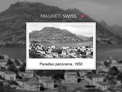 Paradiso panorama, 1950
