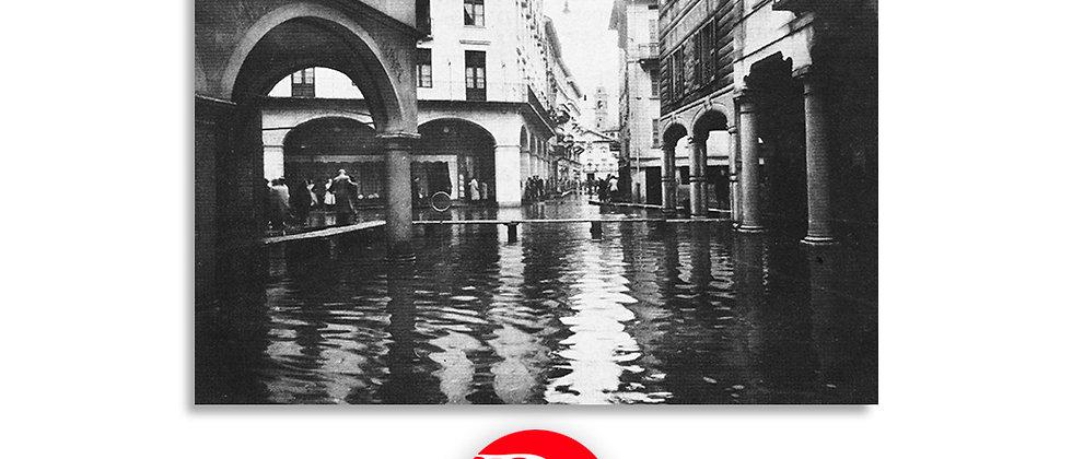 Lugano alluvione 1951