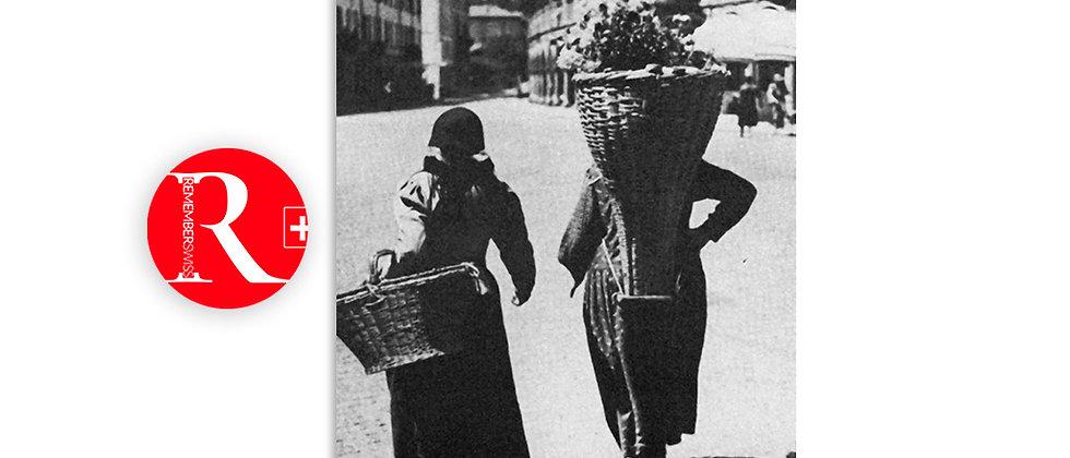 Contadine - Corso Pestalozzi 1935
