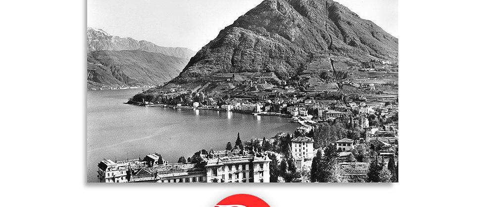 Lugano Paradiso panorama 1940