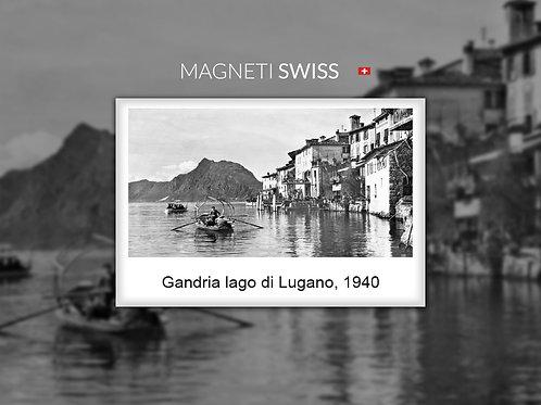 Gandria lago di Lugano, 1940