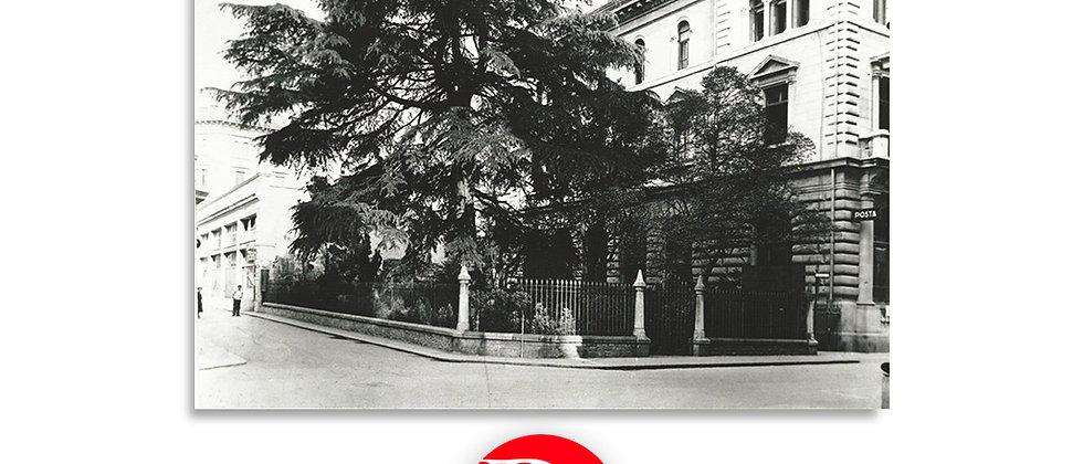 Lugano - posta 1930
