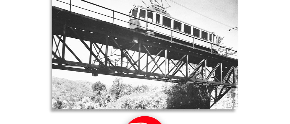 Ferrovia Lugano 1960