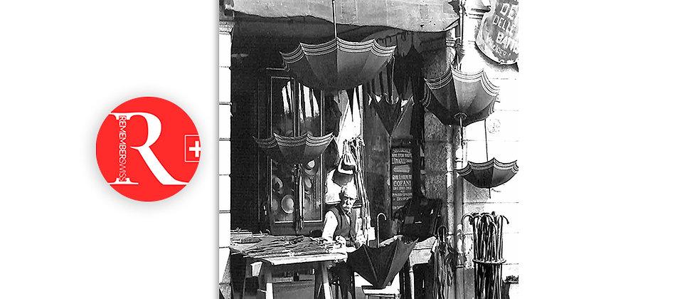 Ombrellaio, 1920