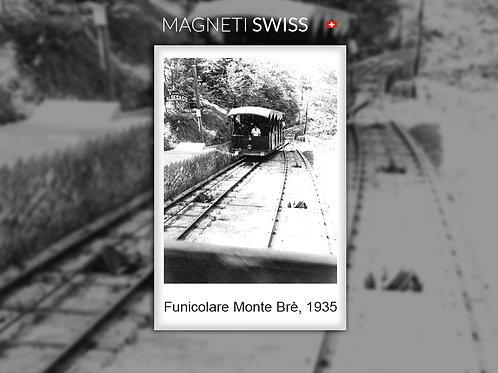 Funicolare Monte Brè, 1935