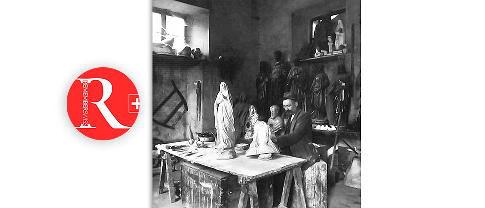Il restauratore (madunatt), 1920