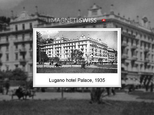 Lugano hotel Palace, 1935