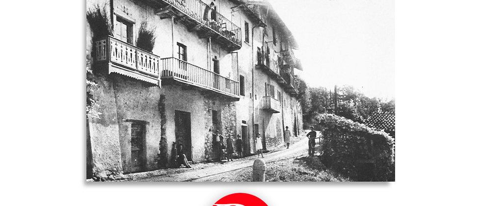 Lugano - Ruvigliana anni trenta
