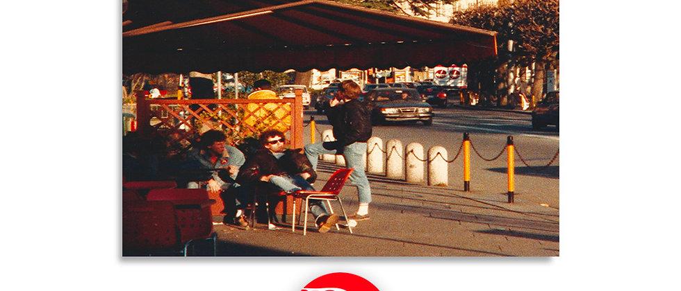 Lugano - Burger King 1987