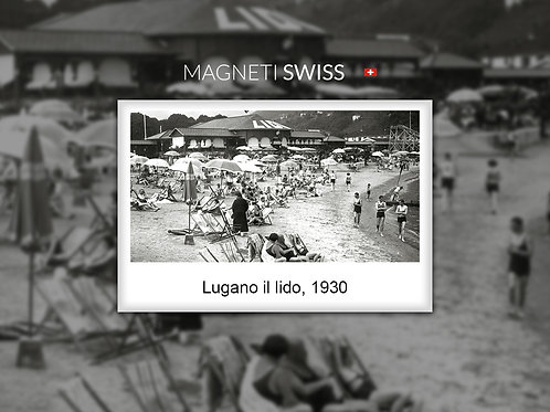 Lugano il Lido, 1930