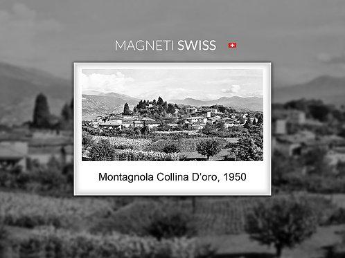 Montagnola Collina D'oro, 1950