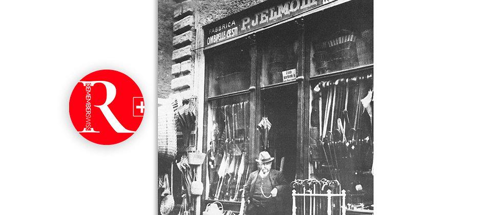 Ombrellaio - negozio Palazzo Riva
