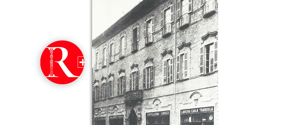 Palazzo Riva - Lugano