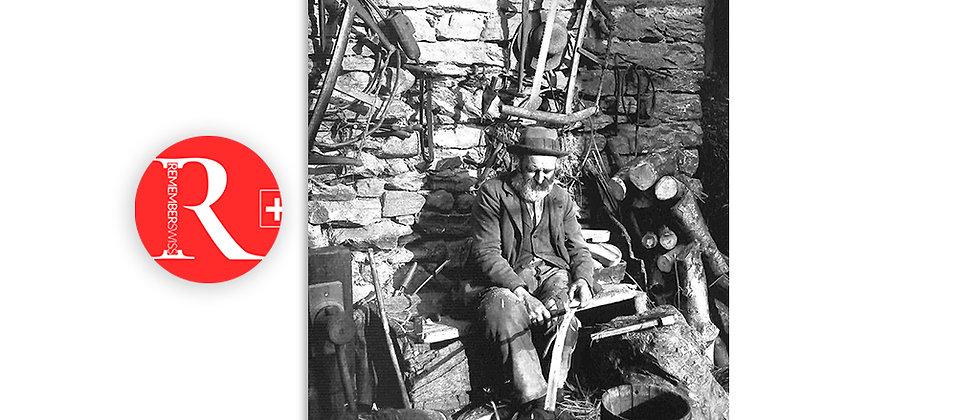 Artigiano del legno, 1912