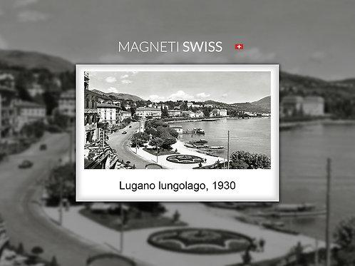 Lugano lungolago, 1930