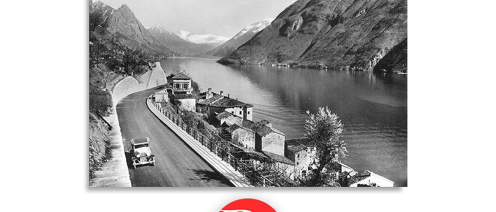Gandria lago di Lugano primi 900'