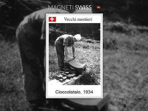 Cioccolataio, 1934