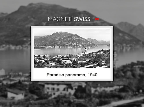 Paradiso panorama, 1940