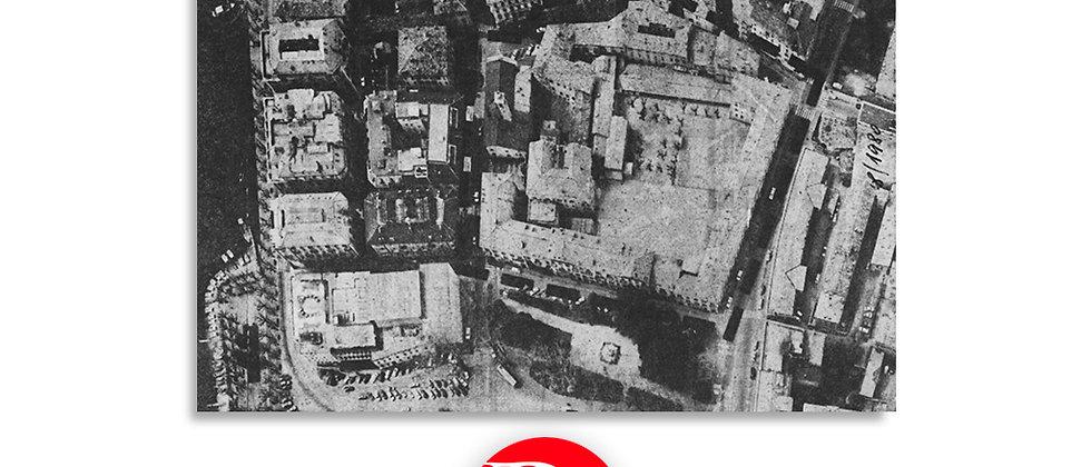 Veduta aerea Quartiere Maghetti 1970