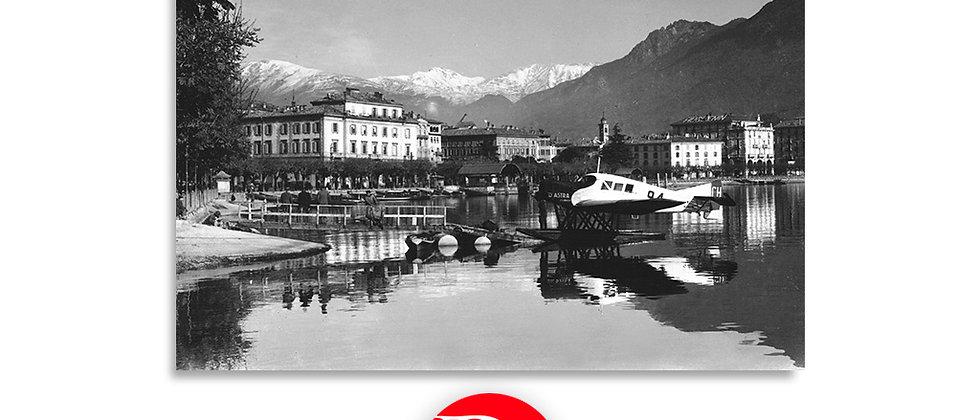 Lugano - Idrovolante 1930