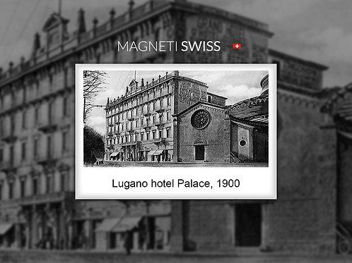 Lugano hotel Palace, 1900