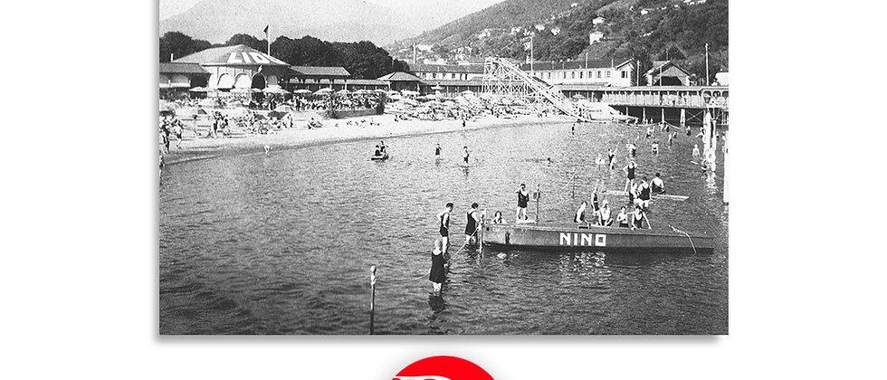 Lido di Lugano 1930