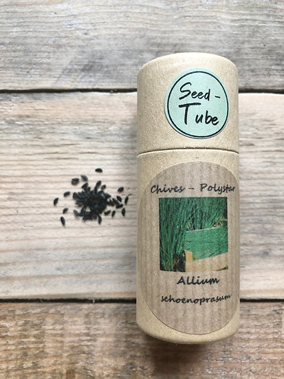 Seed Tube Herbs - Chives Polystar