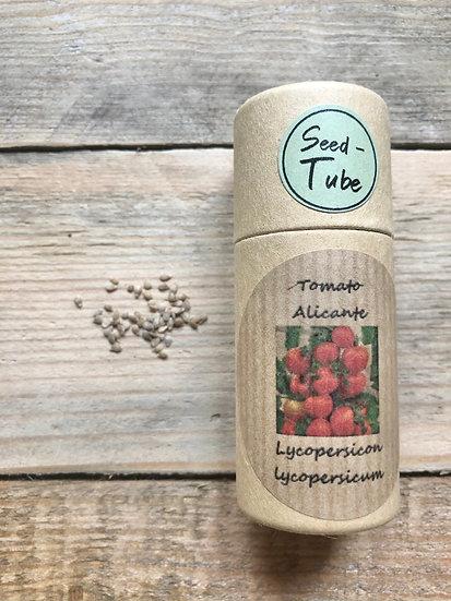 Seed Tube Vegetables - Tomato Alicante