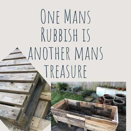 One Man's Rubbish Is Another Man's Treasure
