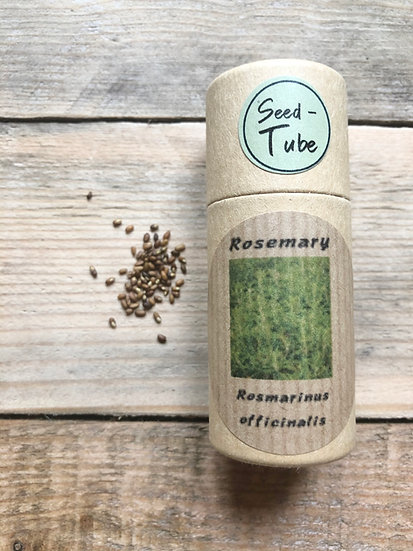 Seed Tube Herbs - Rosemary