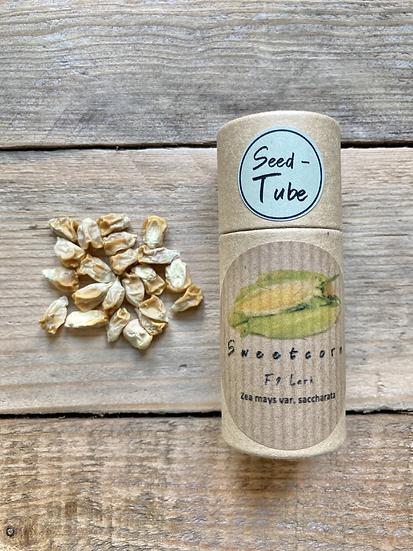 Seed Tube Vegetables - Sweetcorn F1 Lark